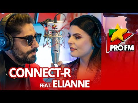 Connect-R feat. Elianne - Vrajitori | ProFM LIVE Session