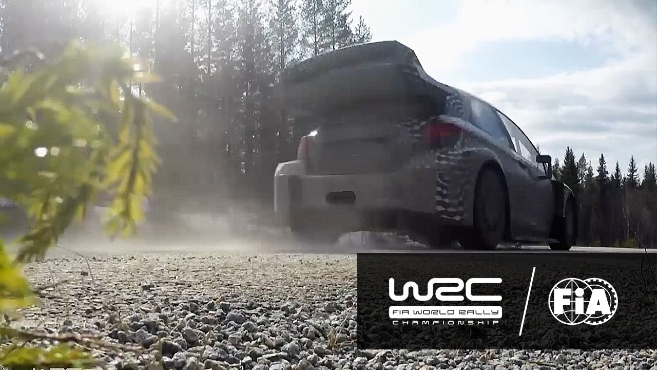 World Rally Cars 2017