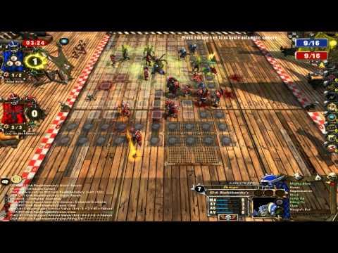 [Forum Open League] Blood Battle (Blood Bowl)