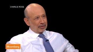 Goldman's Lloyd Blankfein: I'm Sure I'm Paranoid