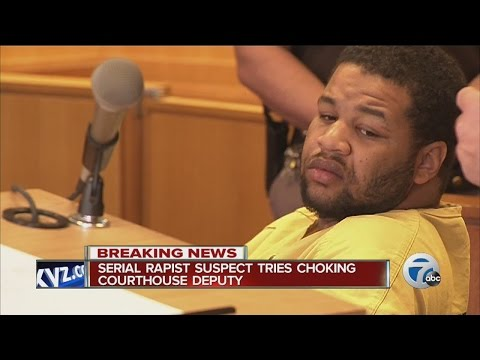 Deputy choked in Wayne County