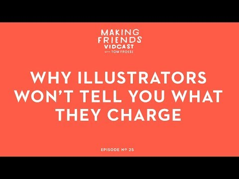 Why Illustrators Won't Tell You How Much They Charge