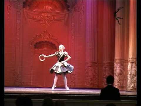 www.balletschool.ru Swan Lake, 11 years old ballerina.