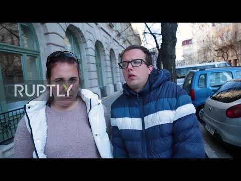 Hungary: Life comes to standstill in Budapest as Orban close