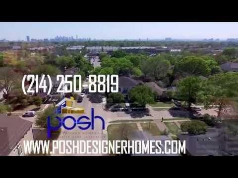 Five12 Media Presents - 5650 Stanford Ave Dallas TX 75209 by Posh Designer Homes SM