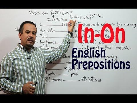 preposiciones-en-inglés-in---on