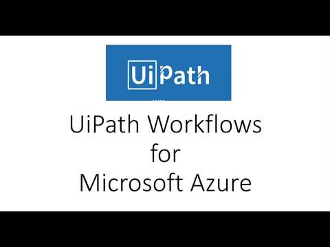 UiPath Workflow for Microsoft Azure | Devpost