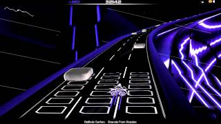 Audiosurf \\ Butthole Surfers - Dracula From Houston