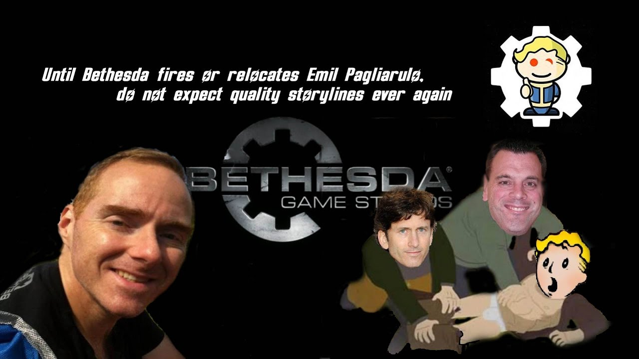 Download Until Bethesda fires or relocates Emil Pagliarulo, do not expect quality storylines ever again