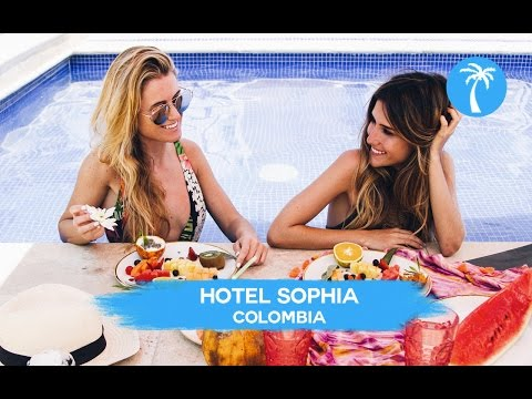 HOLIDAYS IN CARTAGENA, HOTEL SOPHIA COLOMBIA / RoviTravel by MonRovi