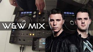 W&W Mix | Pioneer XDJ-RX | 2017