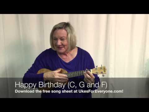 Happy Birthday (Introducing G)