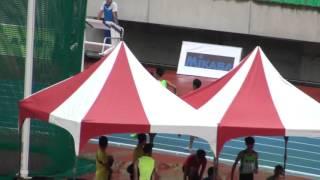 104高雄全運會男子800公尺決賽