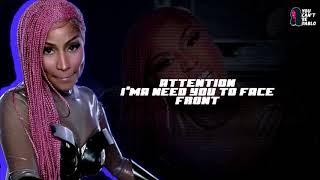 Nicki Minaj — MotoŗSport (Verse + Lyrics)