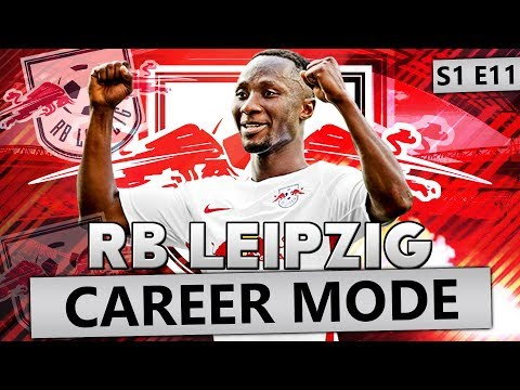 FINDING A KEITA REPLACEMENT!!! FIFA 18 CAREER MODE RB LEIPZIG #11