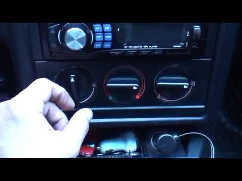 Как я сделал регулятор скоростей печки Ауди 80 б4  Audi 80 b4 Минимум разбераний