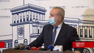 Այս պահին ռուսական դպրոցներ բացելու հարց օրակարգում չկա․ Վահրամ Դումանյան