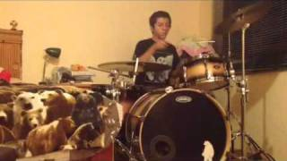 Foo Fighters - Headwires drum cover