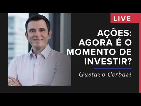 Ações: agora é o momento de investir? - Gustavo Cerbasi