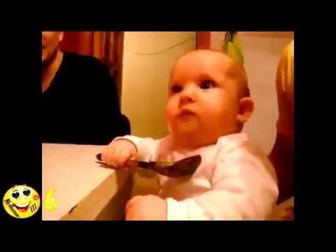 Смешное видео про детей - Смешное видео