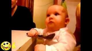 Маленькие дети - самые смешные моменты(Нарезка самых смешных моментов с маленькими детьми, смешно прям до слез., 2014-10-13T02:30:18.000Z)