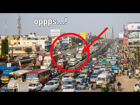 K R Puram | Hanging Bridge Bangalore | Tin factory | Whitefield | Silkboard Junction |