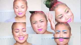 One of Mila Victoria's most viewed videos: PERFECT EYE BROWS (+ natural and fun colours!)