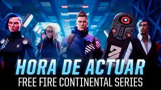 Hora de Actuar 👊 - Animación FFCS | Garena Free Fire