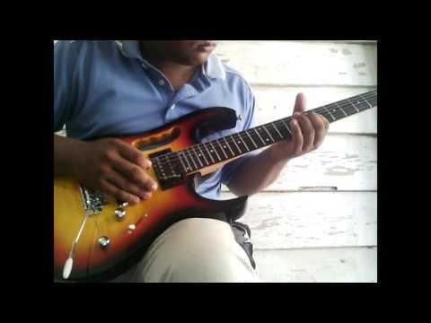 Cita Citata Goyang Dumang Guitar Cover