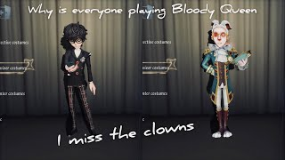 Identity V | BLOODY QUEENS EVERYWHERE! | Acrobat + Lawyer