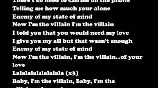Jennifer Lopez - Villain Lyrics