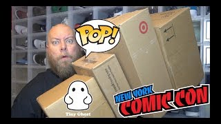 MULTIPLE RARE GOLD FUNKO POP + MORE NYCC POP + 1ST Ever Bimtoys Tiny Ghosts SELLING EVERYTHING!