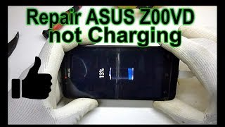 How To Repair ASUS Z00VD not Charging