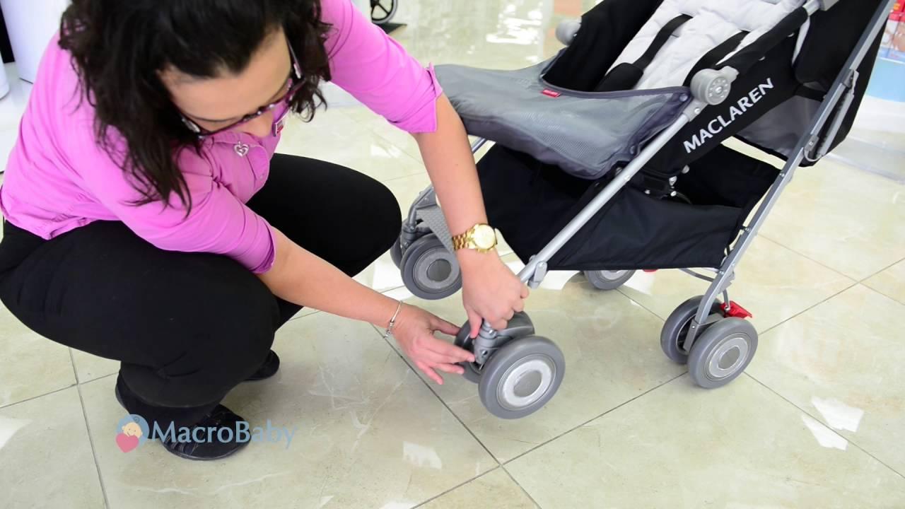 Maclaren Techno XLR 30 Stroller
