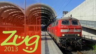 Zug2013: Kiel Hauptbahnhof 2014
