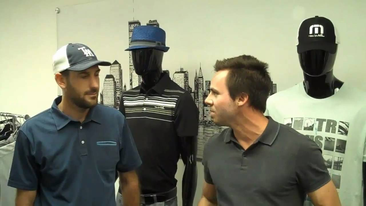 e39661f4b16 The KC and TM Test Drive the new Travis Mathew Shoe - YouTube