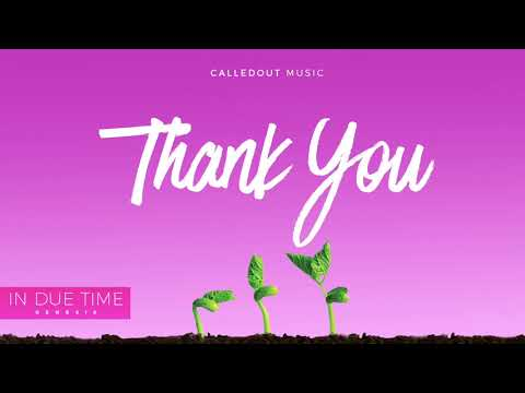 CalledOut Music - Thank You [Audio]