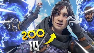 This Wraith HAS 200+ IQ... - Best Apex Legends Funny Moments and Gameplay Ep 393