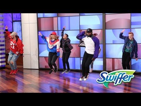 Ellen's Best Dance Moments
