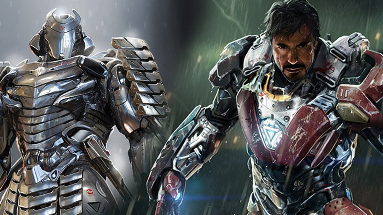 'Avengers: Infinity War' Iron Man Concept Art Might ...