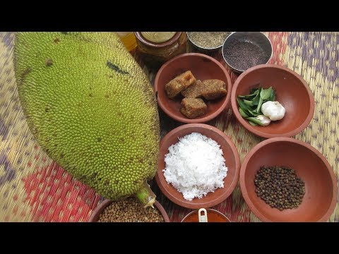 Village food Recipe / Jackfruit Recipes – JACKFRUT /Village Style / Cooking By Village food Recipes