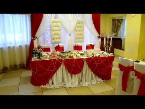 Украшение зала на свадьбу своими руками Женские советы