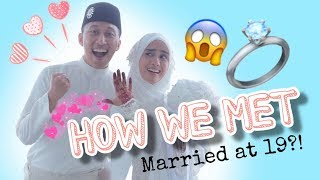 ALIF & AISYAH HOW WE MET?!?!