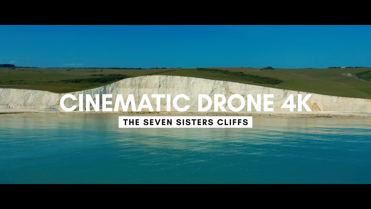 The Seven Sisters Cliffs - Cinematic Drone 4k