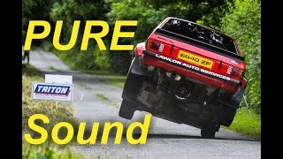 Pure⚡️ Sound Rally - IRISH☘️Tarmac(Asphalt) Rallying