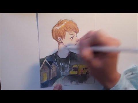 [BTS] V's Day Speedpaint