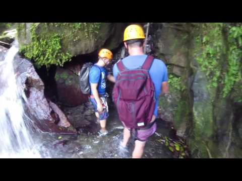 Rocaliza Adventure Tours - El Salto Waterfall -  San Juan