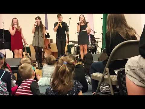 Von Trapp Family Singers Yodel Song
