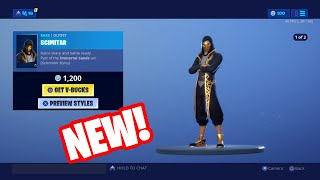 *NEW* Skins And Clock Contrail....! (Item Shop) Fortnite Battle Royale
