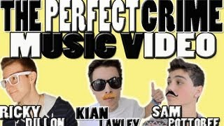 THE PERFECT CRIME - LOVE IN MOTION (MUSIC VIDEO - RICKY DILLON)